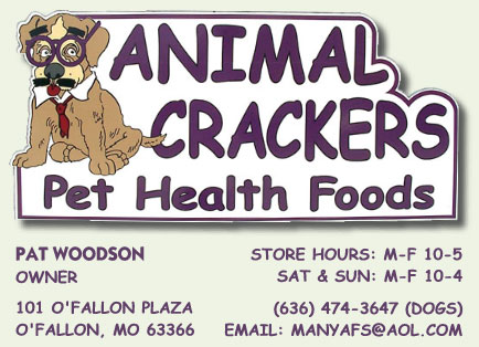 Animal Crackers Pet Health Foods