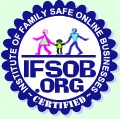 Certified family safe by IFSOB.ORG