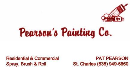 Pearsons Painting Co